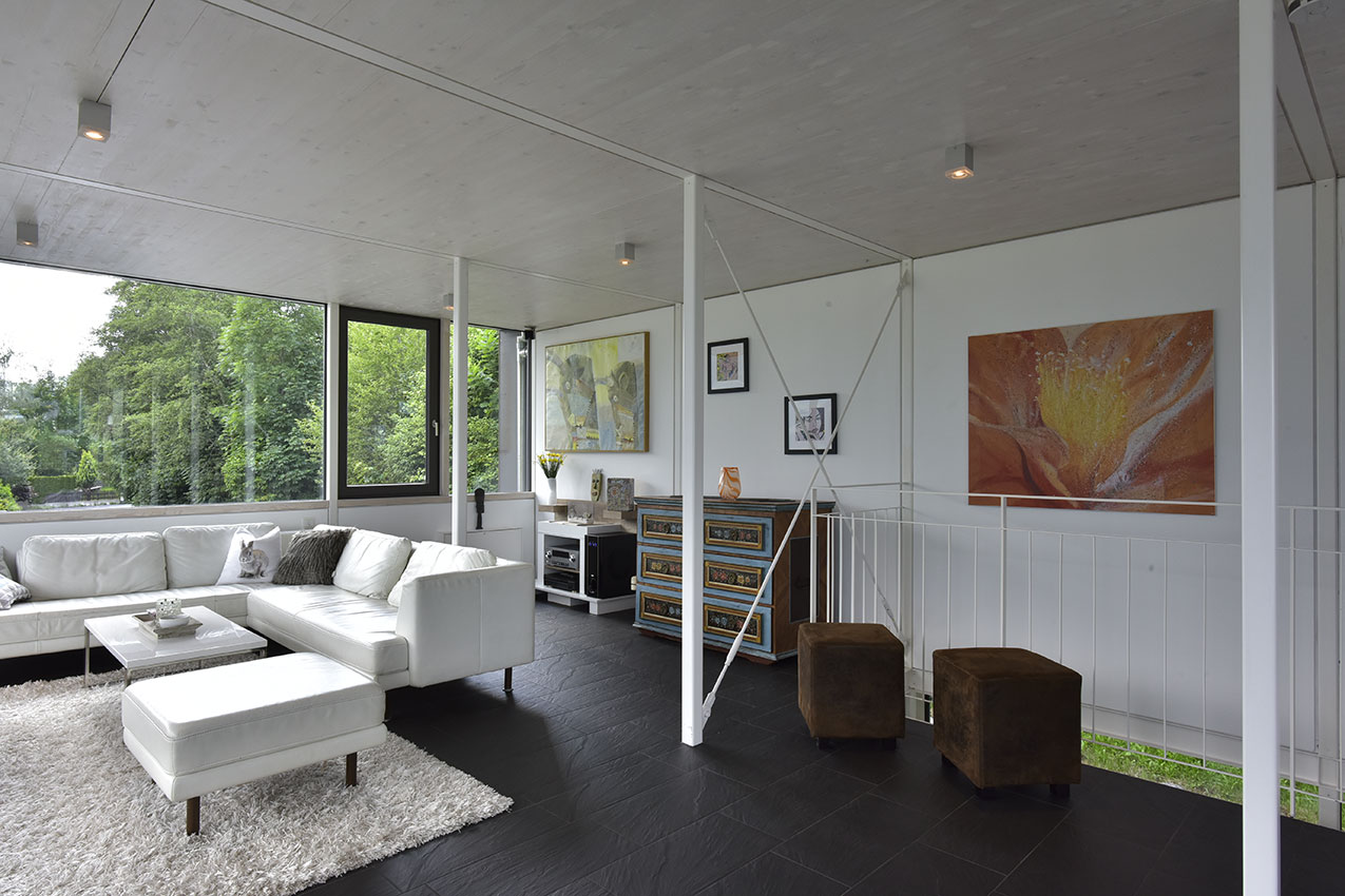 THE GLASSHOUSE Design Holiday Home